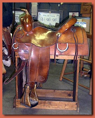 bruce cheaney used saddles