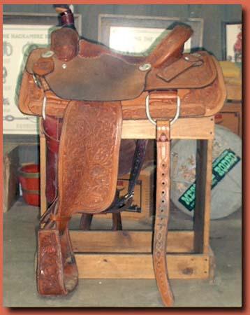 Classified Corral Pernokas Saddlery